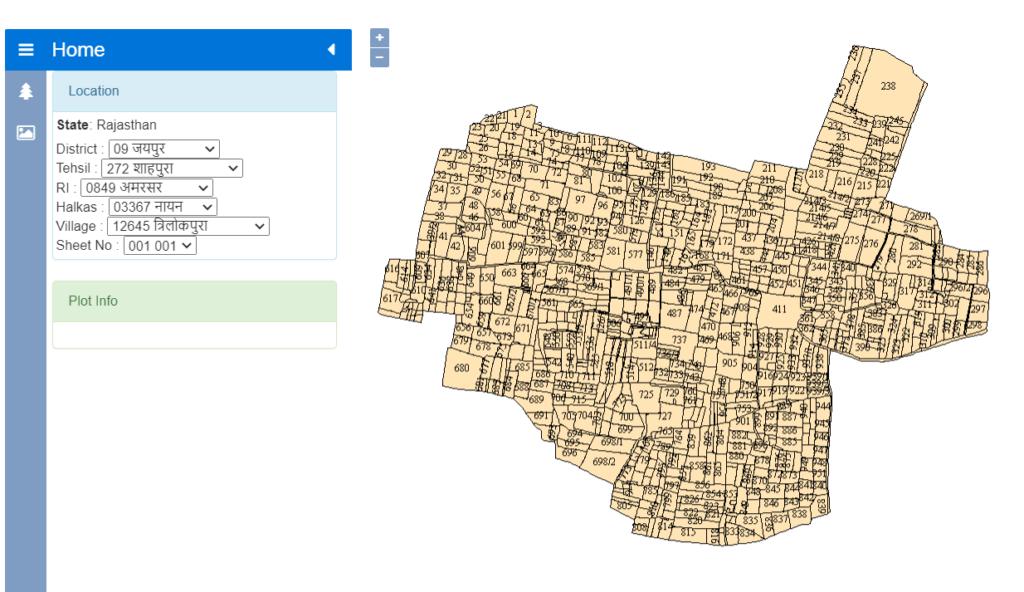 BhuNaksha-khasra-map