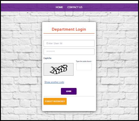 Mahajobs portal 2021 Department login