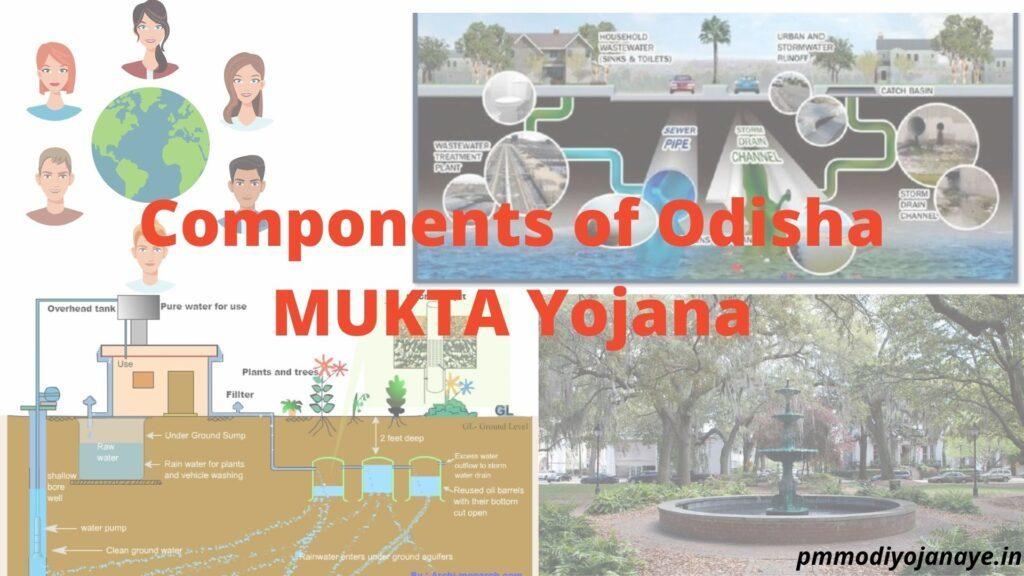 Odisha-MUKTA-Yojana components