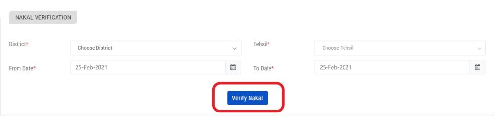 PLRS-nakal-verification