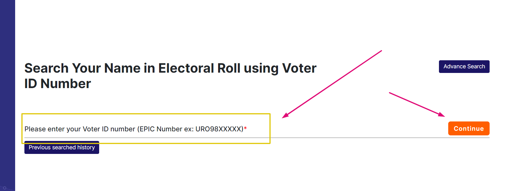 SERACH-ELECTORAL-ROLL-USING-VOTER-ID