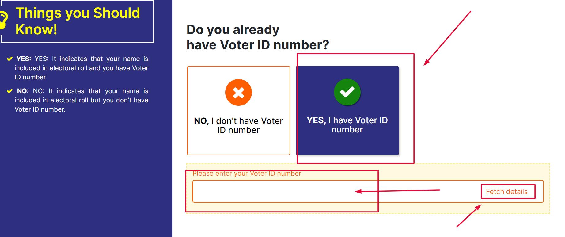 DUPLICATE-VOTER-ID-PROCESS