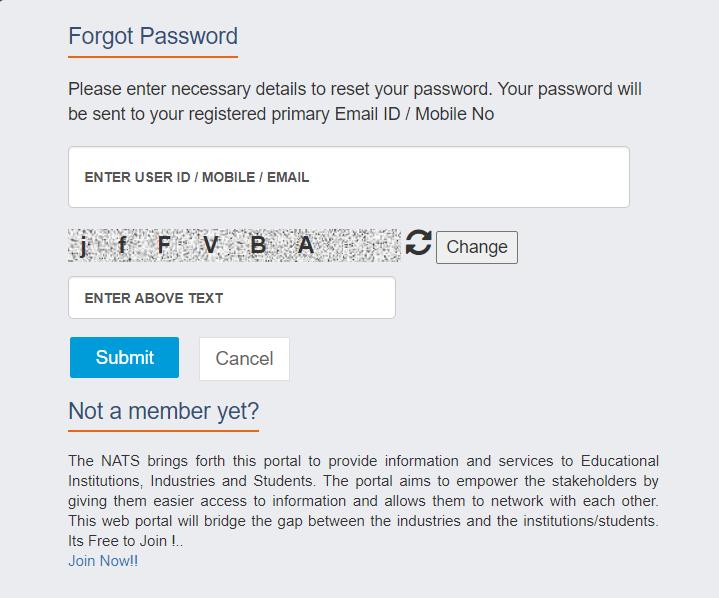 forgot-passsword