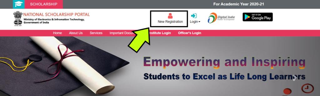 NSP-registration