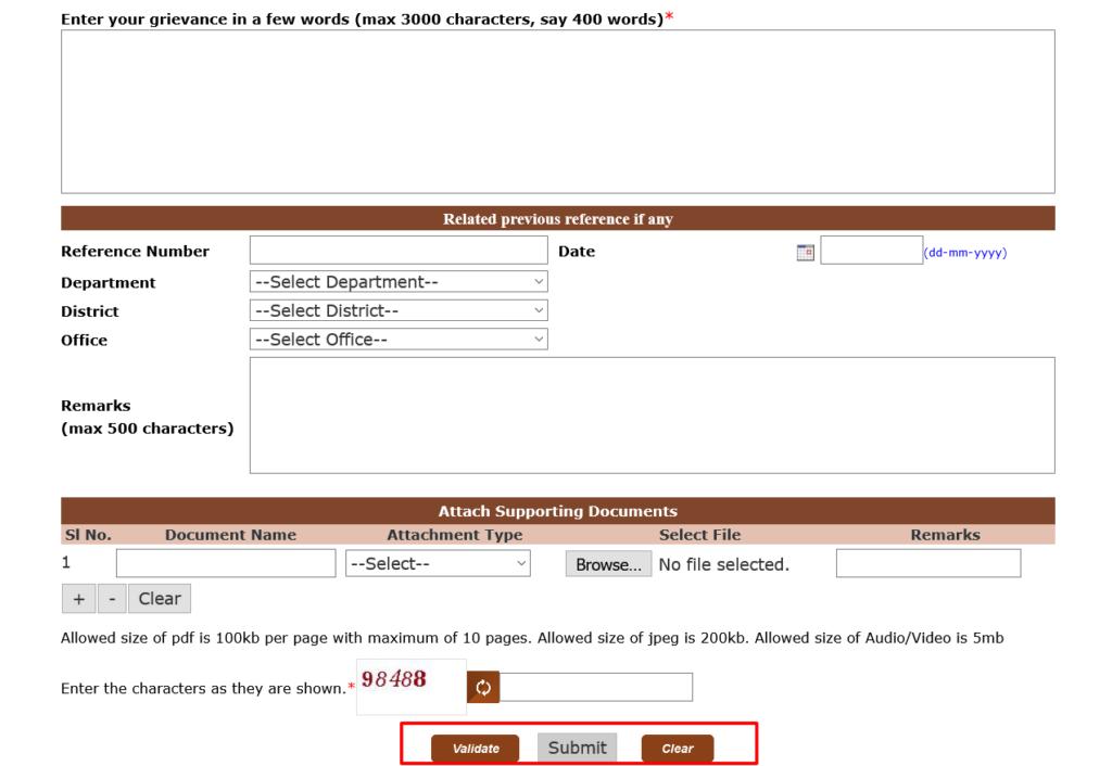 Kerala_Ration_Card_grievance_redressal