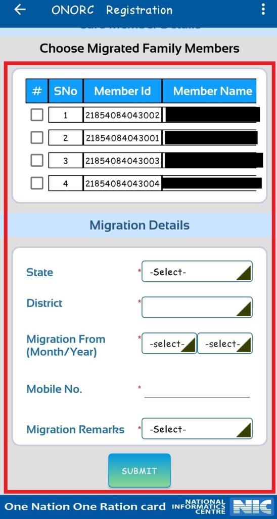 mera-ration-app-registration