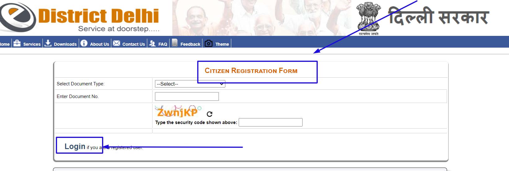 online-registration-delhi-ration-card-2021