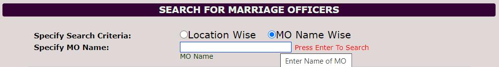 MO-Name-wise