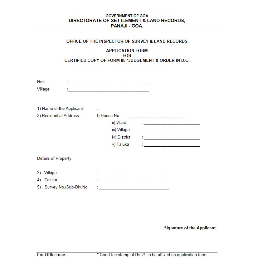 Services Form 2