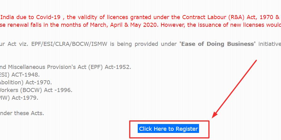 click register button