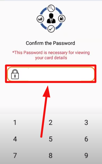 how-to-use-ente-ration-card-2021-confirm-password