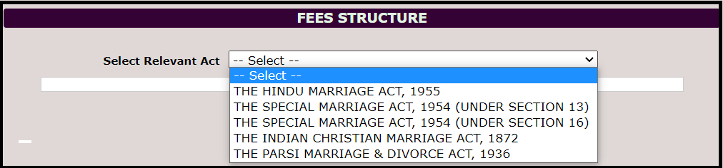 west-bengal-marriage-certificate-fees-structure